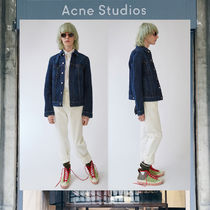 【17AW NEW】 Acne Studios_men/Pass darkblue/デニムジャケット