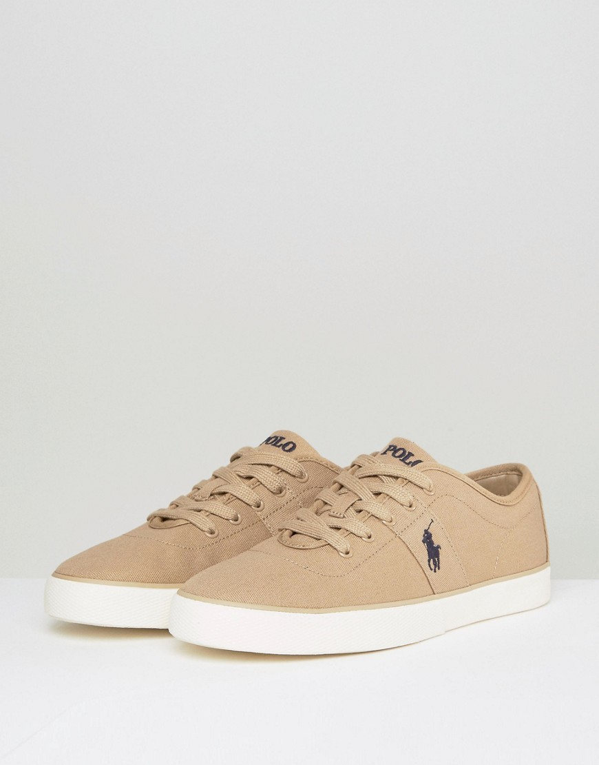 ◎送料込み◎Polo Ralph Lauren Halford Trainers Canvas in