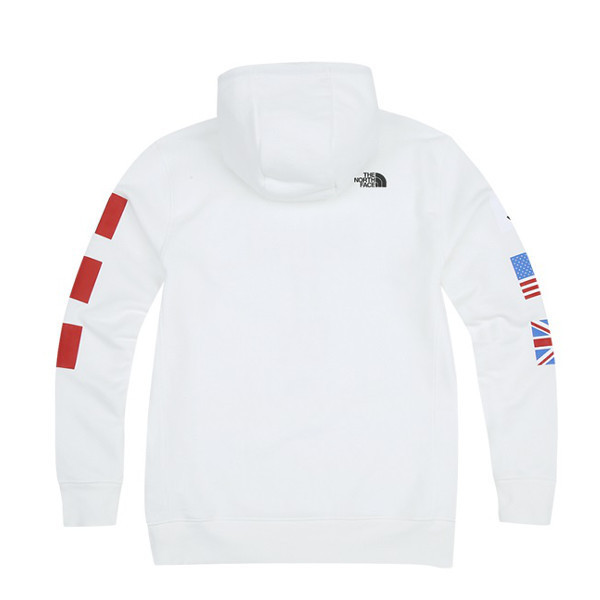 【THE NORTH FACE】M'S FLAG HOODIE 3色 NM5PI51
