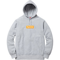16 week FW17 (シュプリーム) X Box Logo Hooded Sweatshirt
