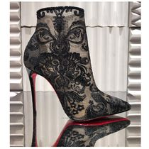 18SS未入荷☆ルブタン☆コスチュームブーツ♪ Gipsybootie 100mm
