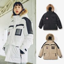 GROOVE RHYME(グルーヴライム) ダウンジャケット・コート ☆GROOVE RHYME☆ 2017 DUCK DOWN EXPEDITION PARKA 3色