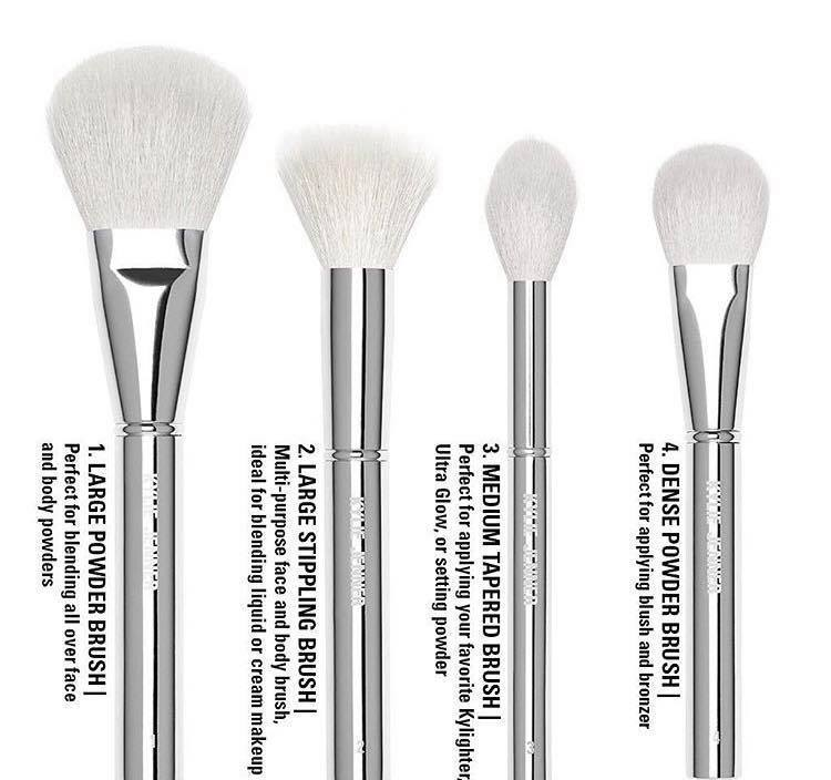 SILVERSERIES BRUSH COLLECTION  メイクブラシ No.4