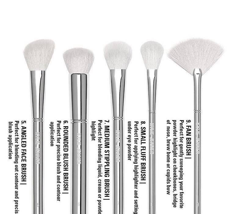 SILVERSERIES BRUSH COLLECTION  メイクブラシ No.7