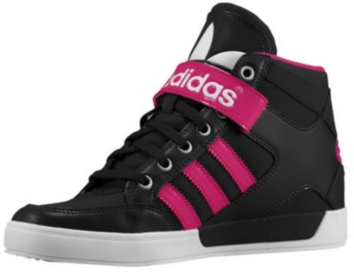 アディダス(adidas) Originals Hard Court Hi Strap 子供用