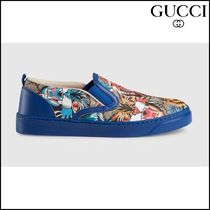 【GUCCI(グッチ)】 Childrens GG animal faces sneaker