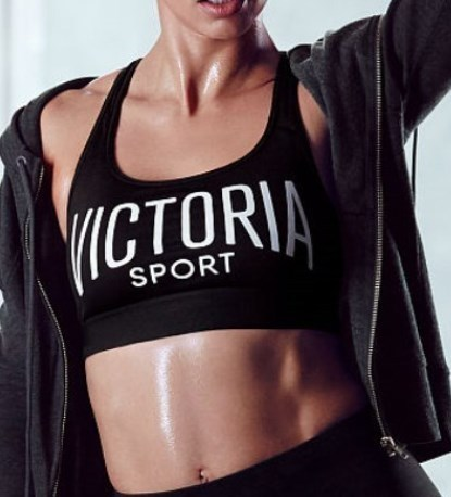 即発送★The Player Racerback Sport Bra by VS スポーツブラ