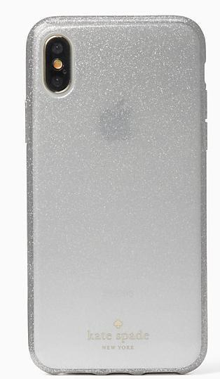 kate spade glitter ombre iphone 7/8 case