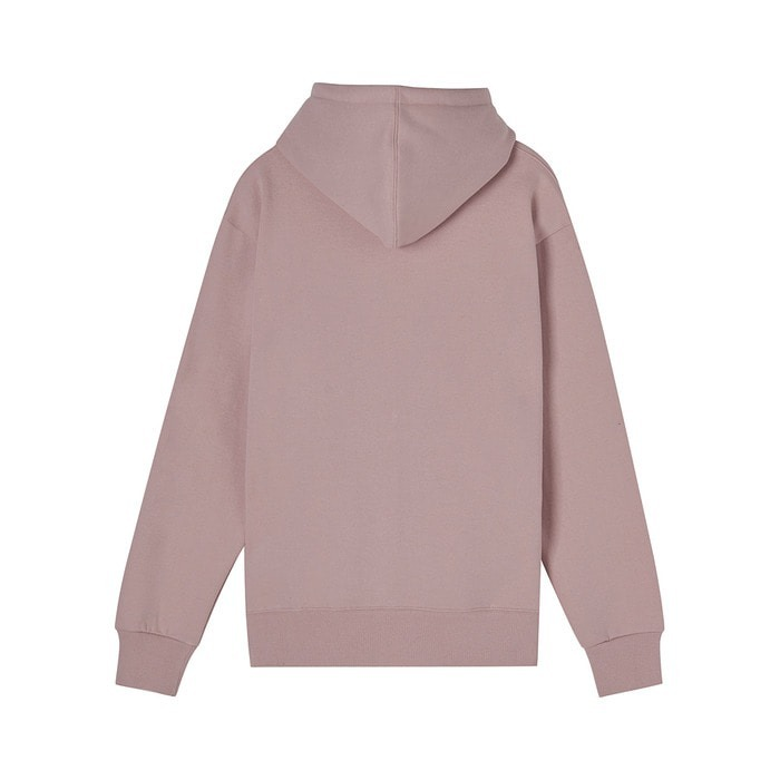 新作!ステレオ [AW17 NOUNOU] One Point Fleece Hoody(Pink)
