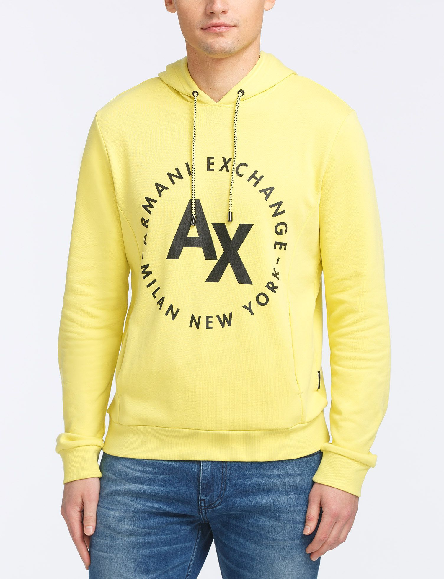 ◆A/X Armani Exchange◆ パーカー♪ FRENCH TERRY CIRCLE