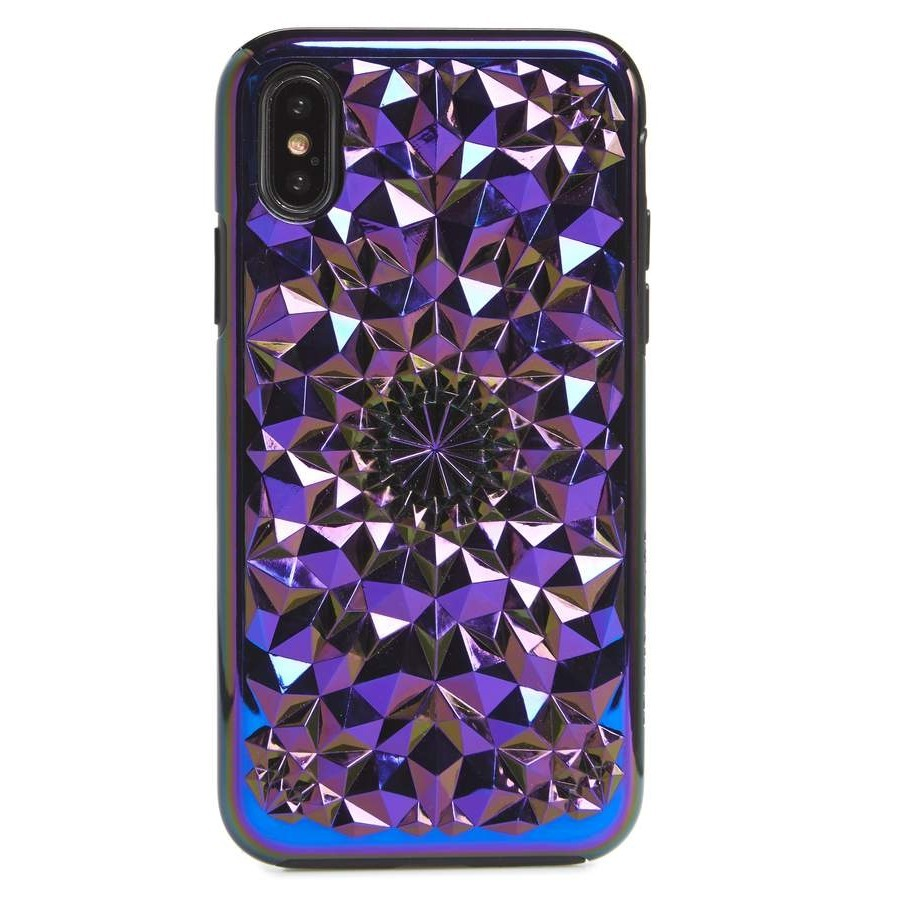 フェロニーケース Cosmic Kaleidoscope iPhone X Case