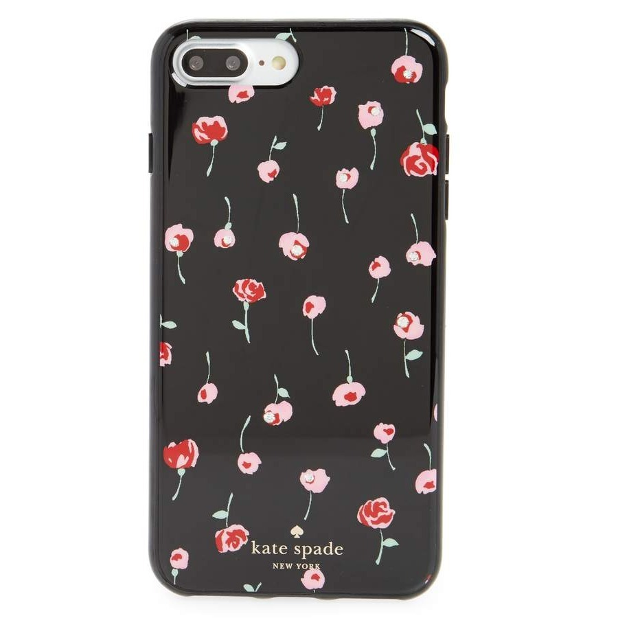 ケイトスペード jeweld cafe rose iPhone 7/8 & 7/8 Plus case