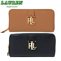 期間限定セール! Ralph Lauren  Carrington Zip 長財布