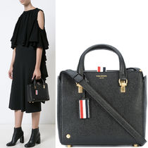 THOM BROWNE(トムブラウン) トートバッグ 17-18AW TB041 MRS. THOM TOTE MINI IN PEBBLE GRAIN