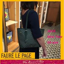 Faure Le Page(フォレ・ル・パージュ) トートバッグ Faure Le Page フォーレルパージュ ミニトート(XS) 2017冬新製品