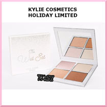 KYLIE COSMETICS★【ホリデー限定】4色入りハイライター★送込
