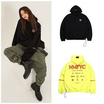 ANOTHERYOUTH(アナザーユース) パーカー・フーディ 日本未入荷ANOTHERYOUTHのheavy cotton hoodie 全2色