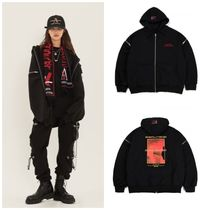 日本未入荷ANOTHERYOUTHのheavy cotton zip-up