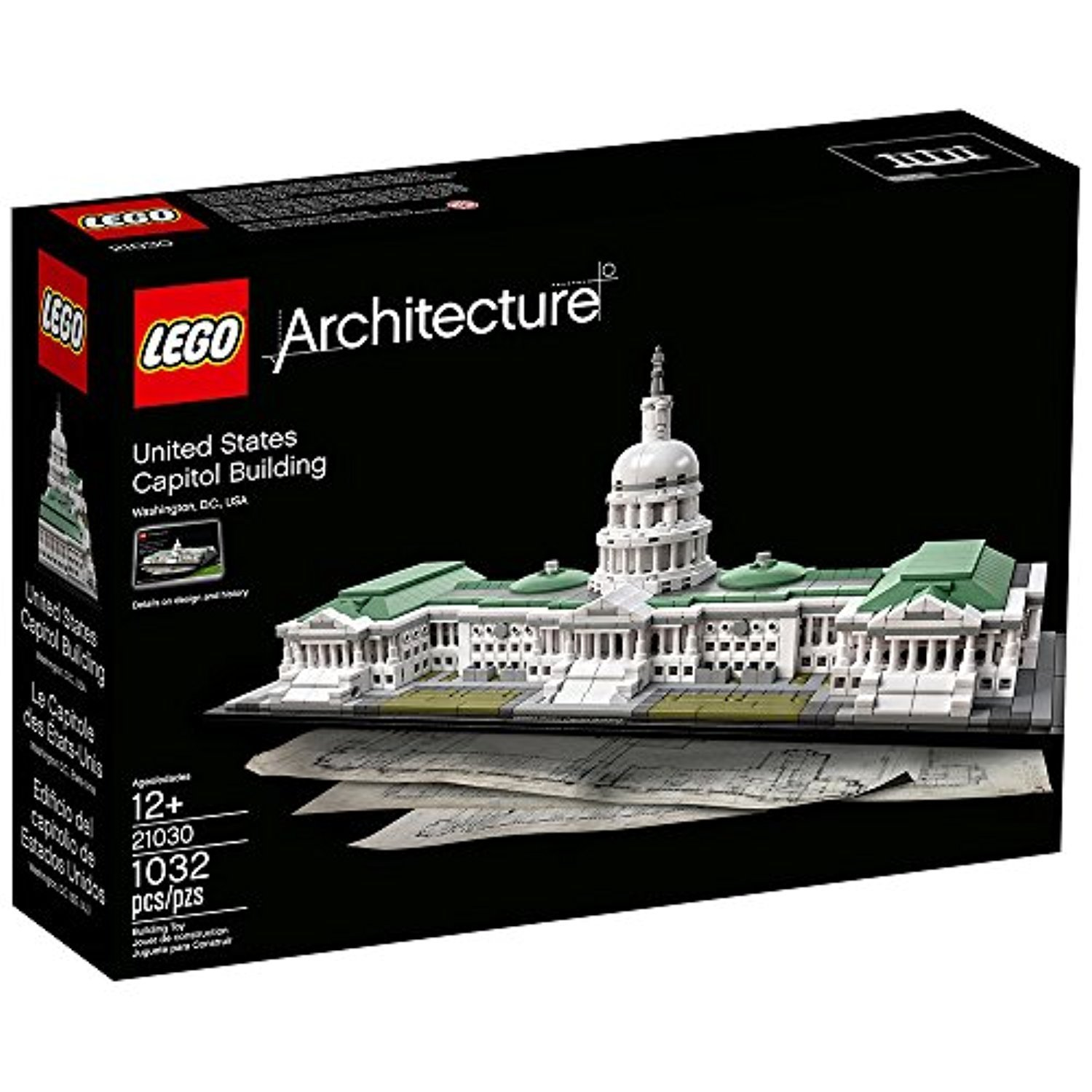 ○送料込○ レゴ専門 LEGO Architecture 21030 United States
