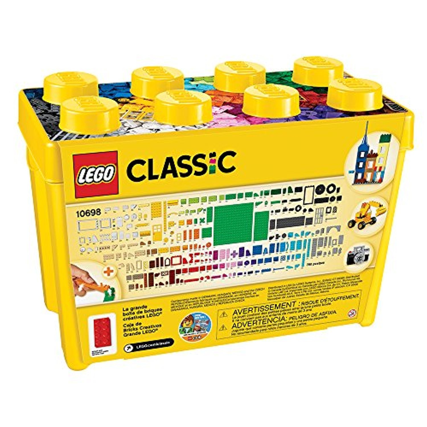 ○送料込○ レゴ専門 LEGO Classic Large Creative Brick Box