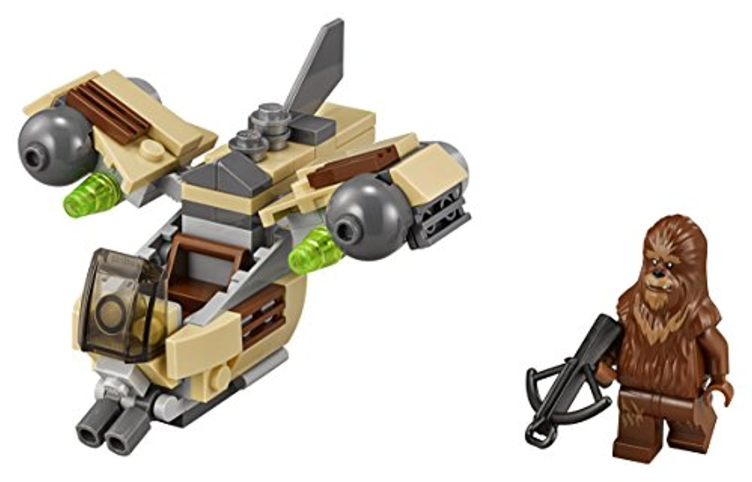 ○送料込○ レゴ専門 LEGO Star Wars Wookiee Gunship 75129