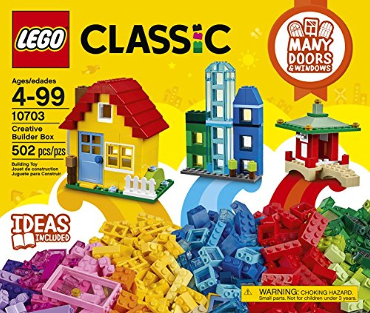 ○送料込○ レゴ専門 LEGO Classic Creative Builder Box