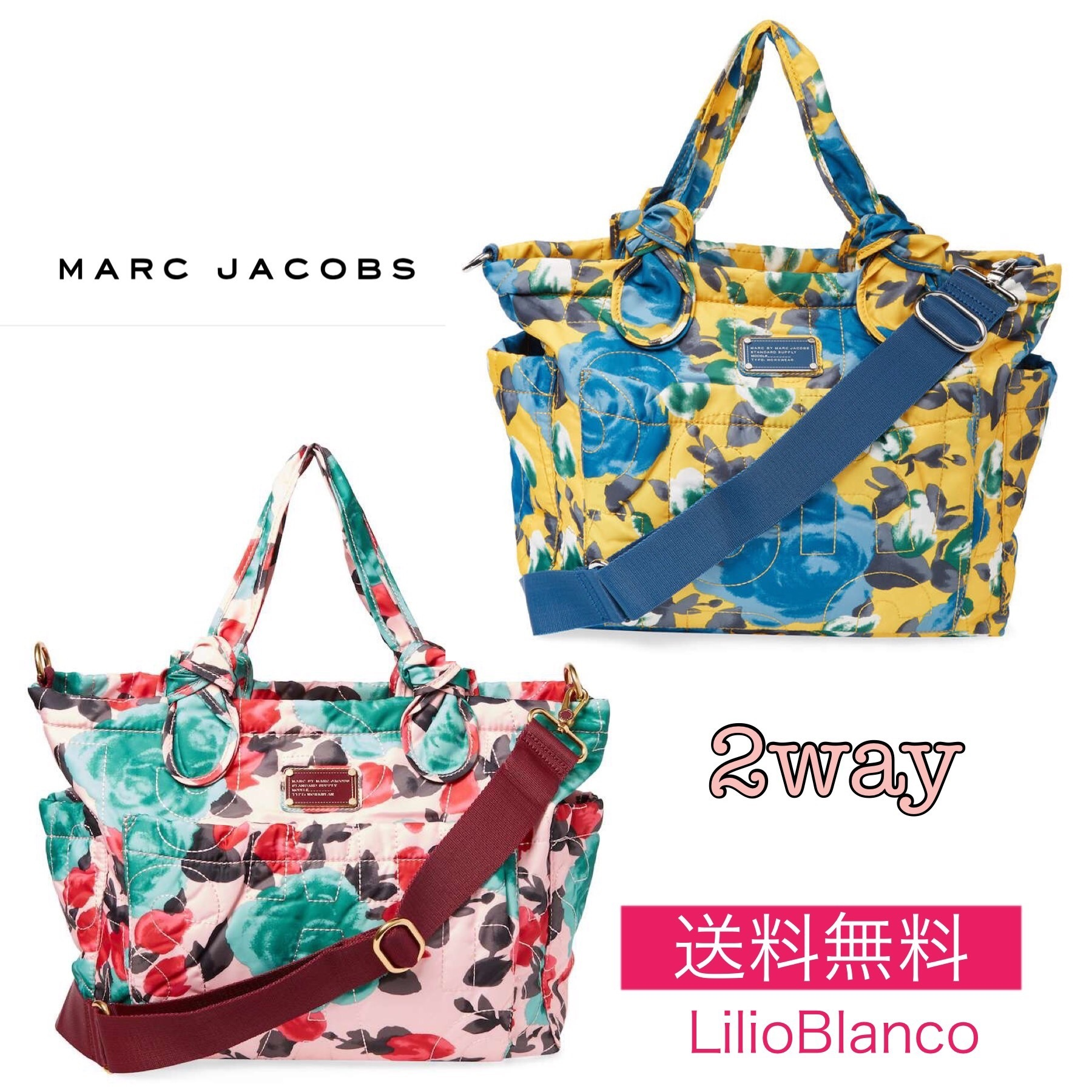 2way♡マザーズバッグ♡Marc by Marc Jacobs