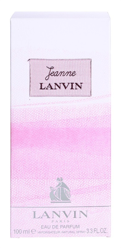 【準速達・追跡】LANVIN Jeanne Lanvin EDP for Women 100ml