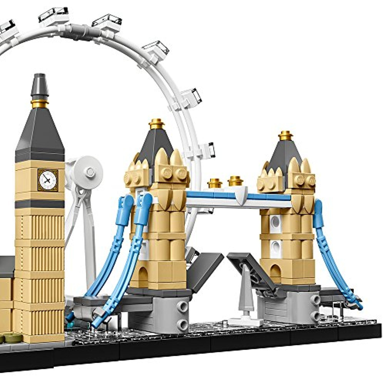 ○送料込○ レゴ専門 LEGO Architecture London 21034 Skyline