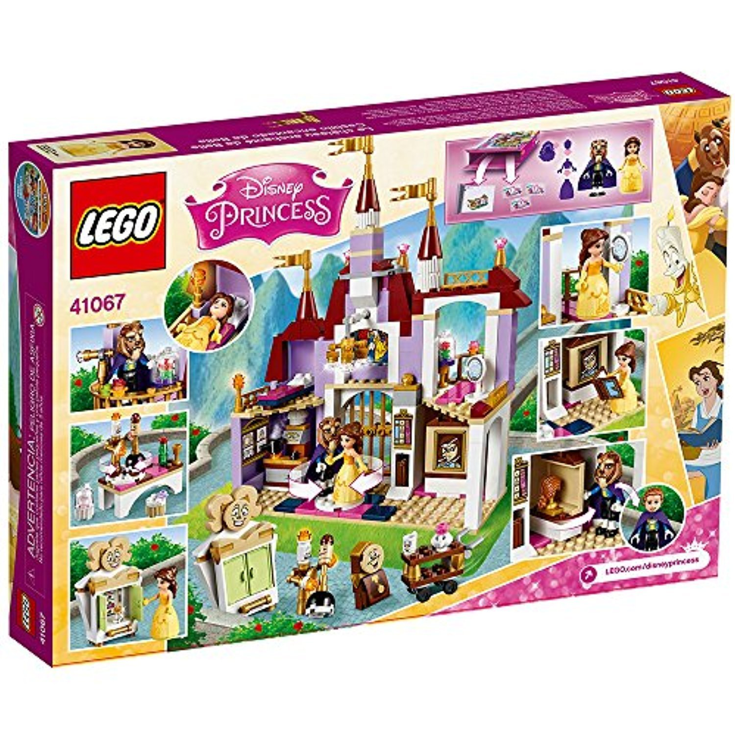 ○送料込○ レゴ専門 LEGO l Disney Princess Belle's