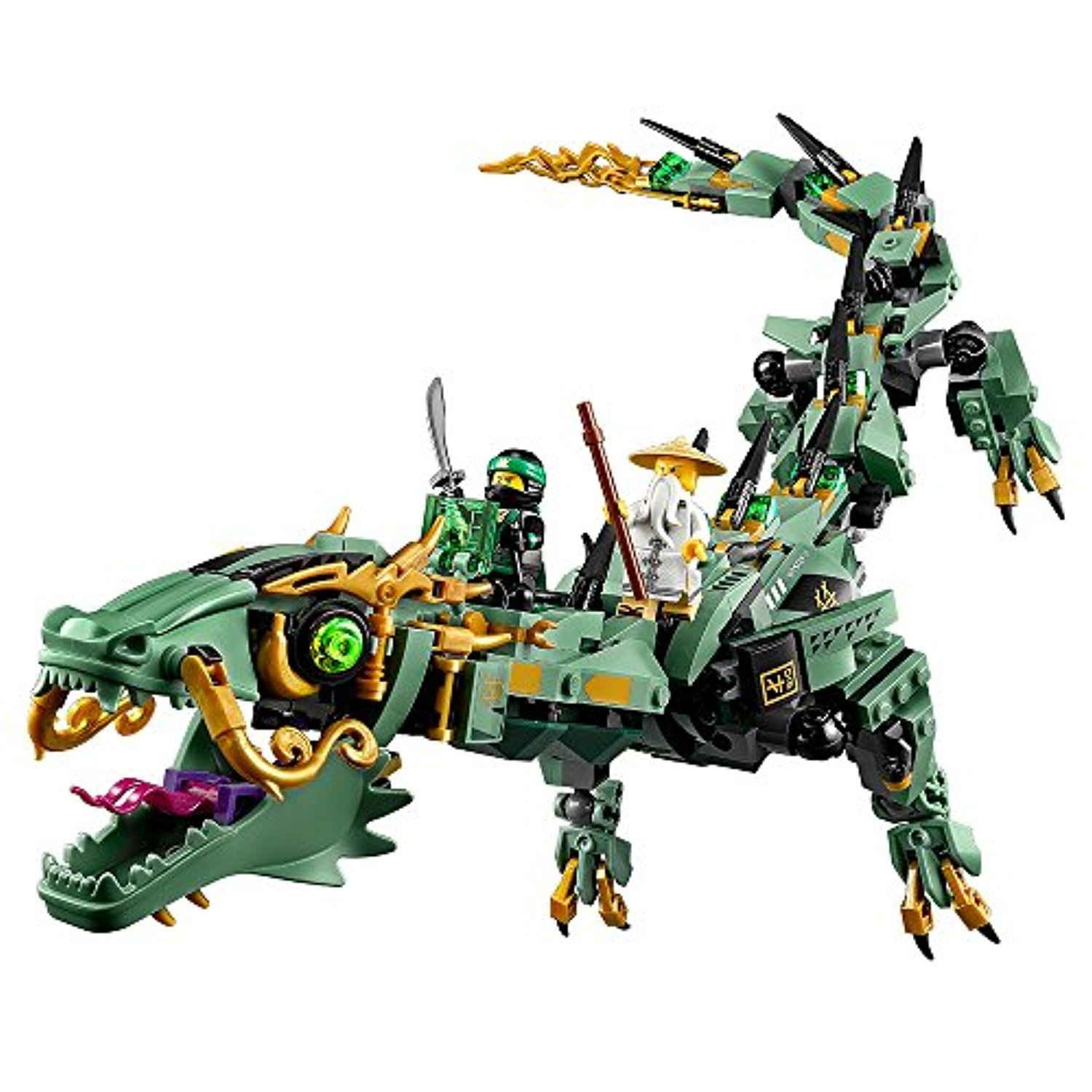 ○送料込○ レゴ専門 LEGO Ninjago Movie Green Ninja Mech