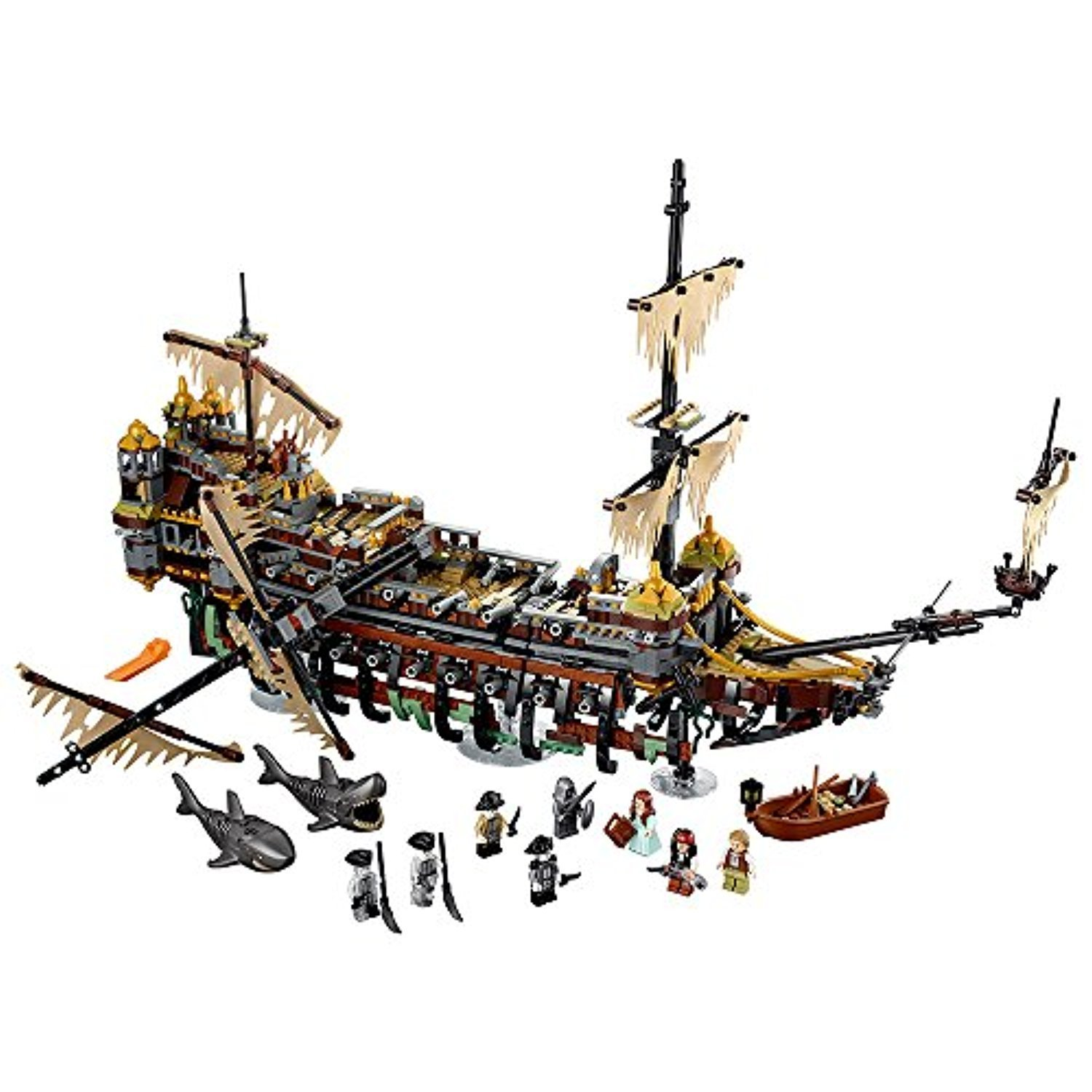 ○送料込○ レゴ専門 LEGO Pirates of the Caribbean Silent