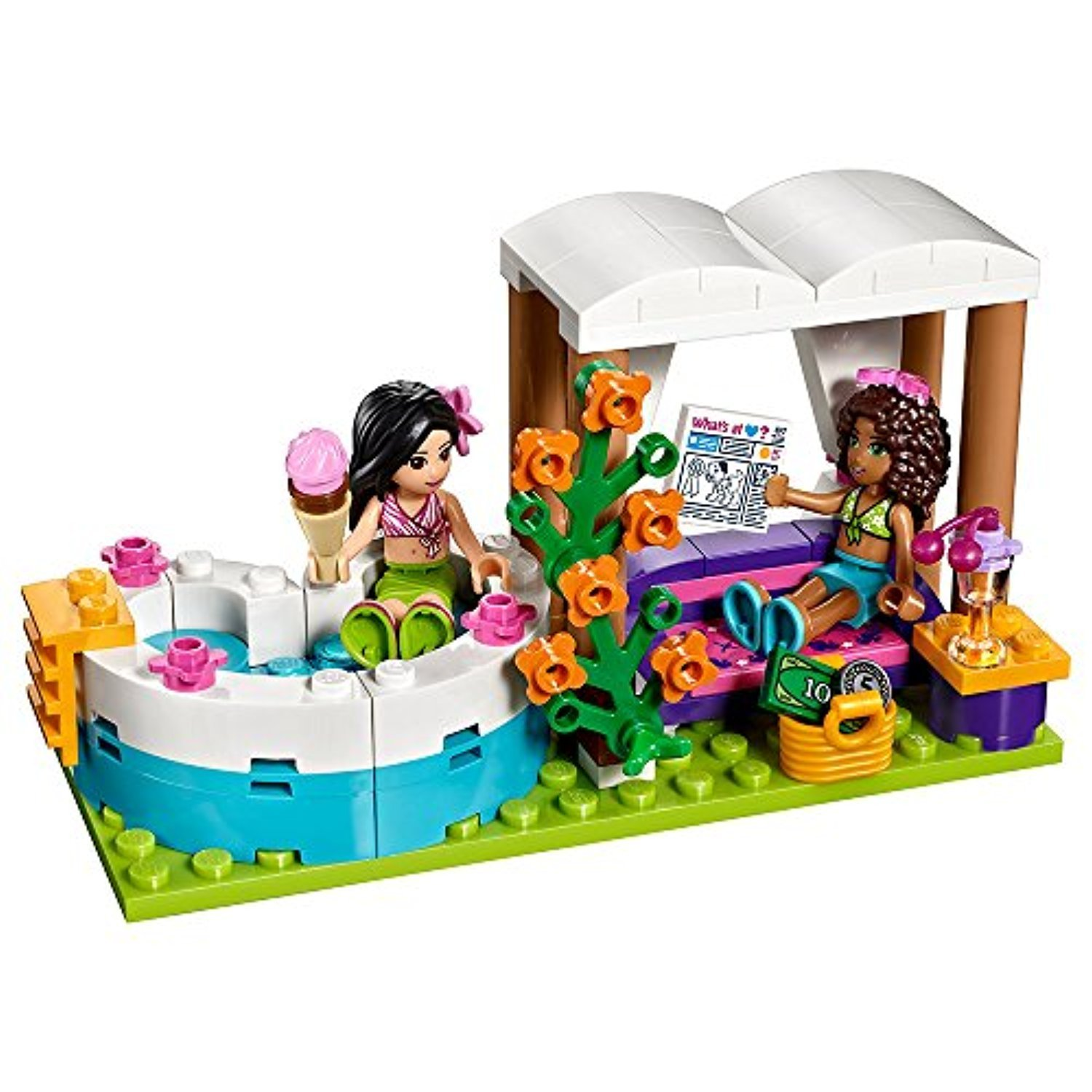 ○送料込○ レゴ専門 LEGO Friends Heartlake Summer Pool
