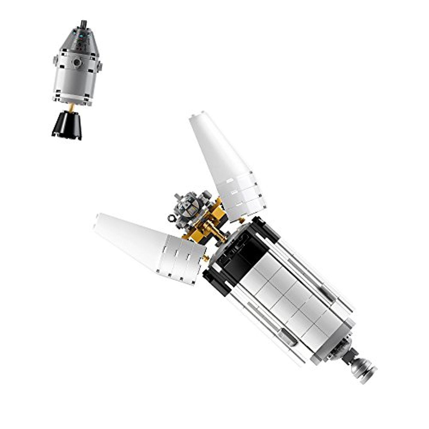 ○送料込○ レゴ専門 LEGO Ideas NASA Apollo Saturn V