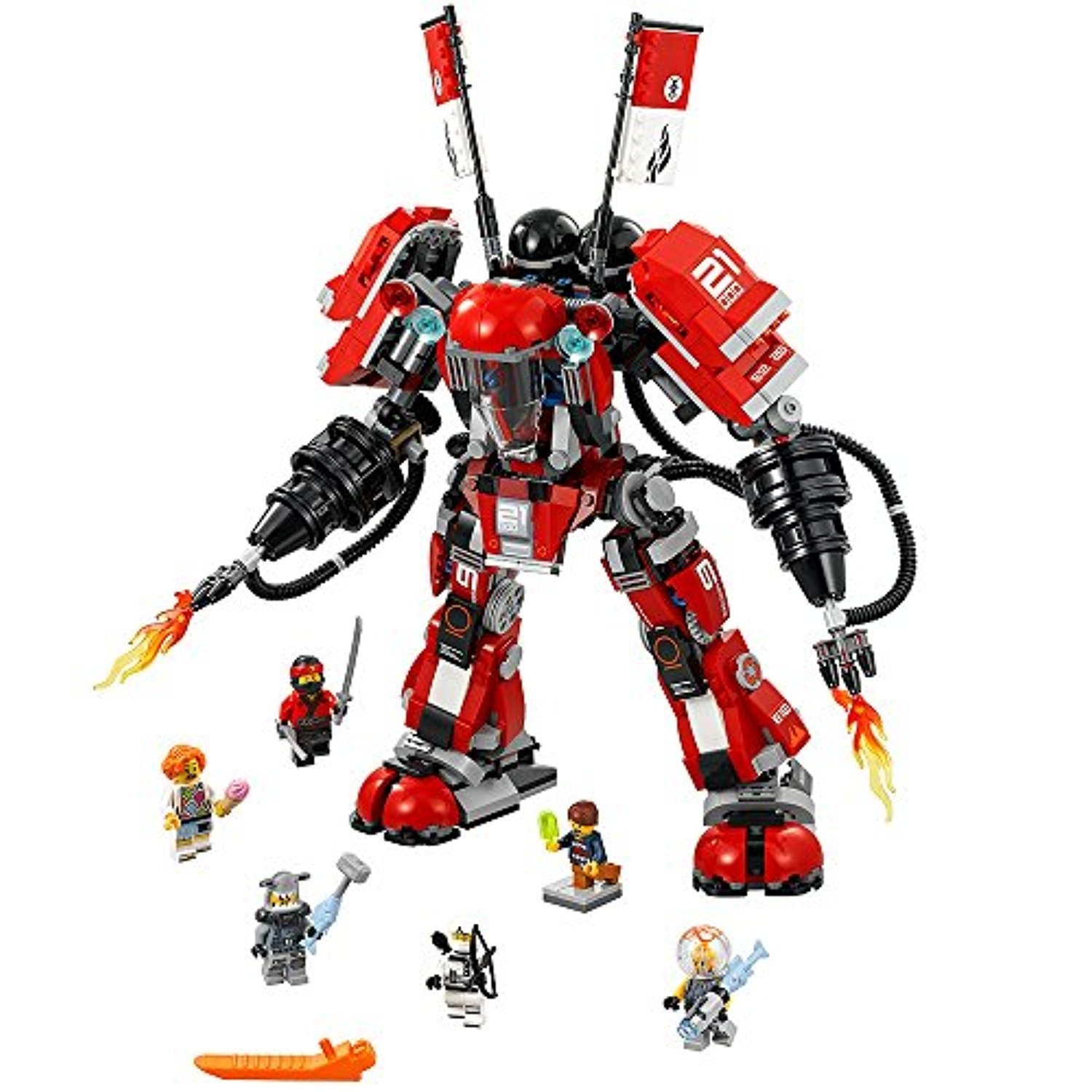 ○送料込○ レゴ専門 LEGO Ninjago Movie Fire Mech 70615