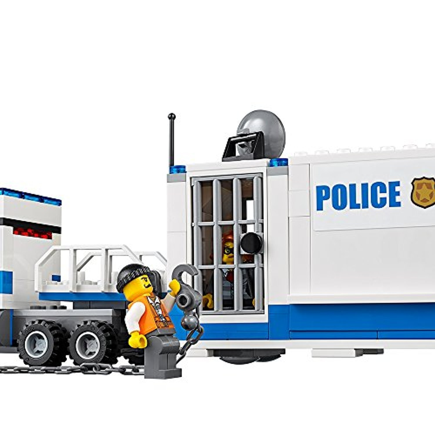 ○送料込○ レゴ専門 LEGO City Police Mobile Command Center