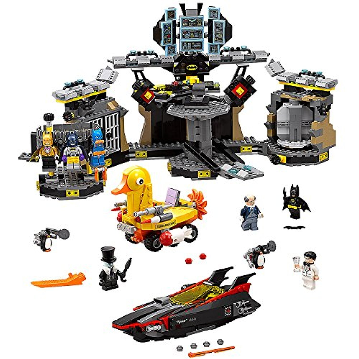 ○送料込○ レゴ専門 THE LEGO BATMAN MOVIE Batcave Break-in