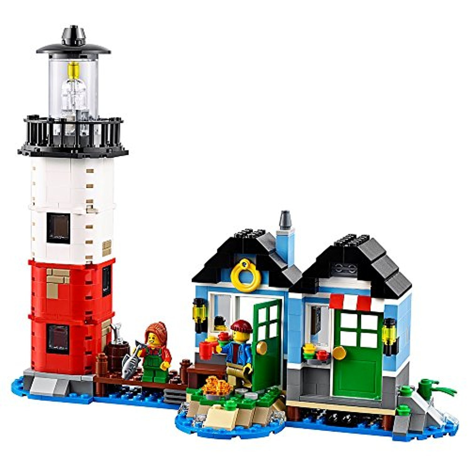 ○送料込○ レゴ専門 LEGO Creator Lighthouse Point 31051