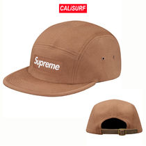 FW17★Supreme(シュプリーム)WOOL CAMP CAP/LIGHT BROWN