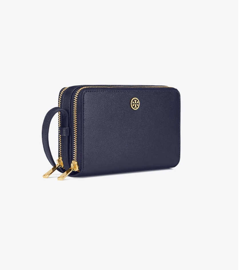 PARKER DOUBLE-ZIP MINI BAG