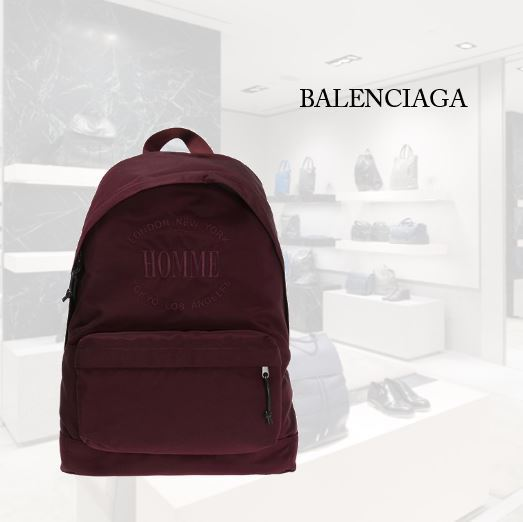 【BALENCIAGA】'Explorer' backpack