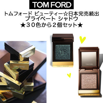 Tom Ford ☆Private Shadow☆選べる 2コセット☆魅惑アイルック