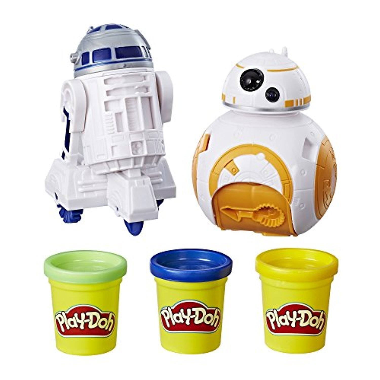 Play-Doh Star Wars BB-8 and R2-D2