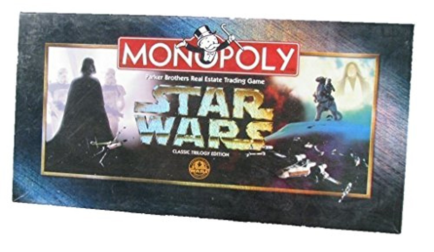 Monopoly Star Wars Classic Trilogy Edition