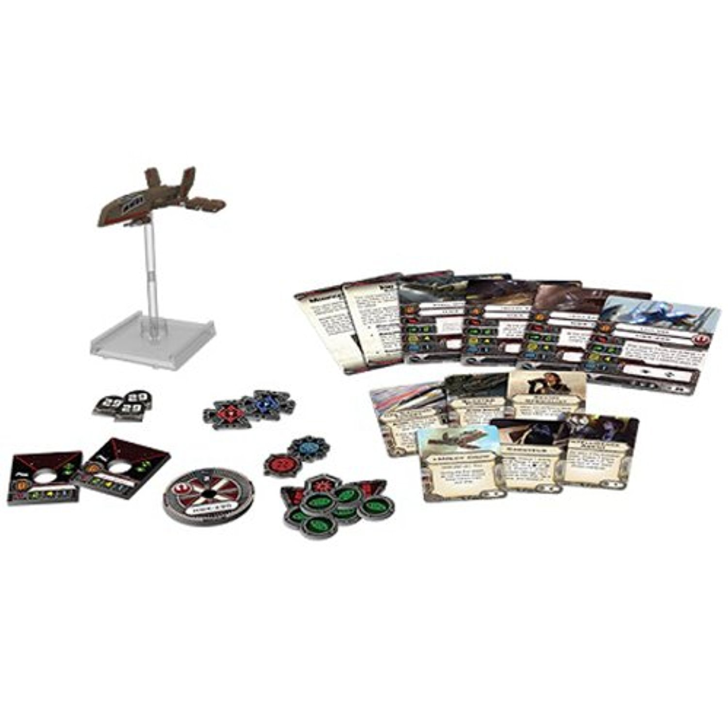 Star Wars X-Wing: HWK-290 Light Freighter Expansion Pack