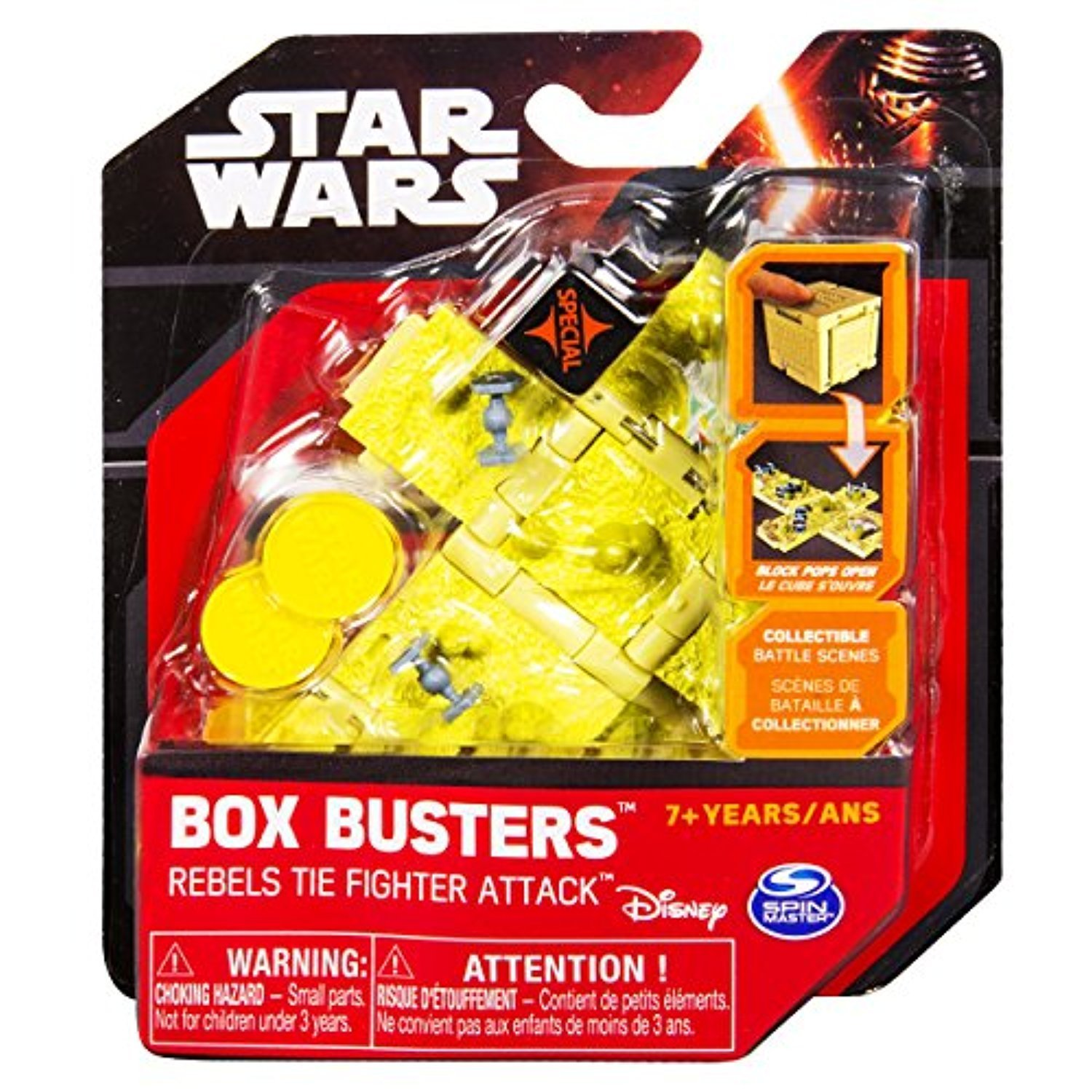 Star Wars Box Busters ? Rebels TIE Fighter Attack