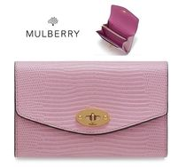Mulberry(マルベリー) 長財布 NEW♪【Mulberry】Medium Darley Wallet