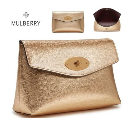 Mulberry メイクポーチ NEW♪【Mulberry】Darley Cosmetic Pouch