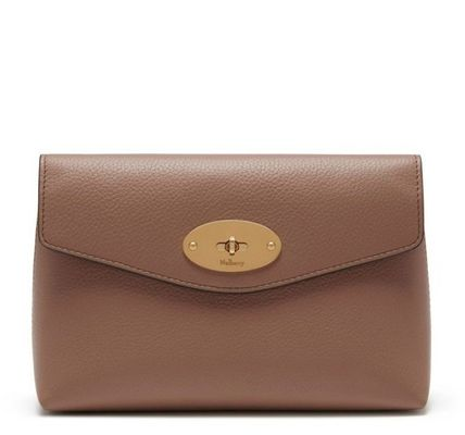 Mulberry メイクポーチ NEW♪【Mulberry】Darley Cosmetic Pouch(3)