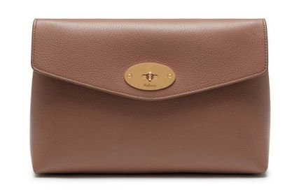 Mulberry メイクポーチ NEW♪【Mulberry】Large Darley Cosmetic Pouch(3)